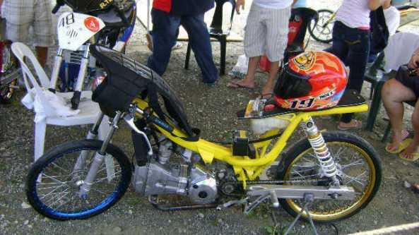 Mesin Honda NF125 + CBR150R